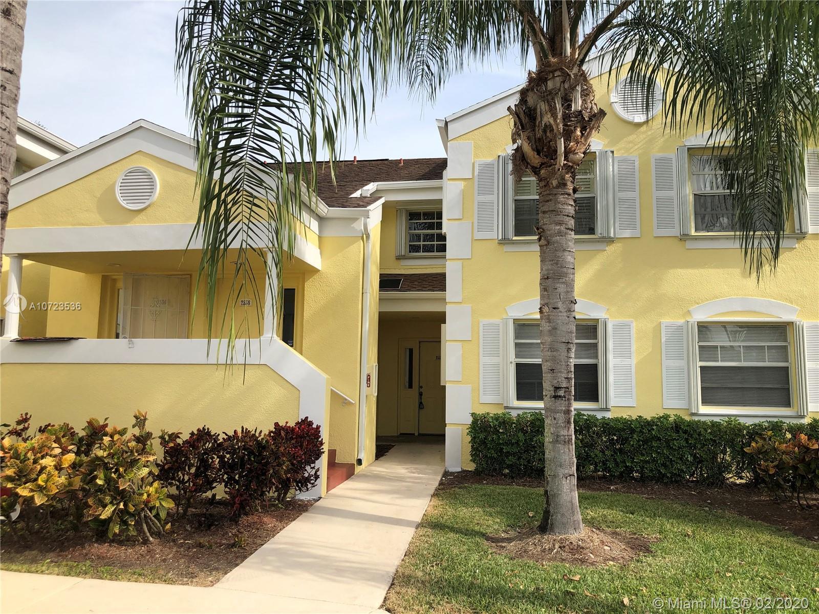 2537 SE 19 PLACE #106C For Sale A10723536, FL