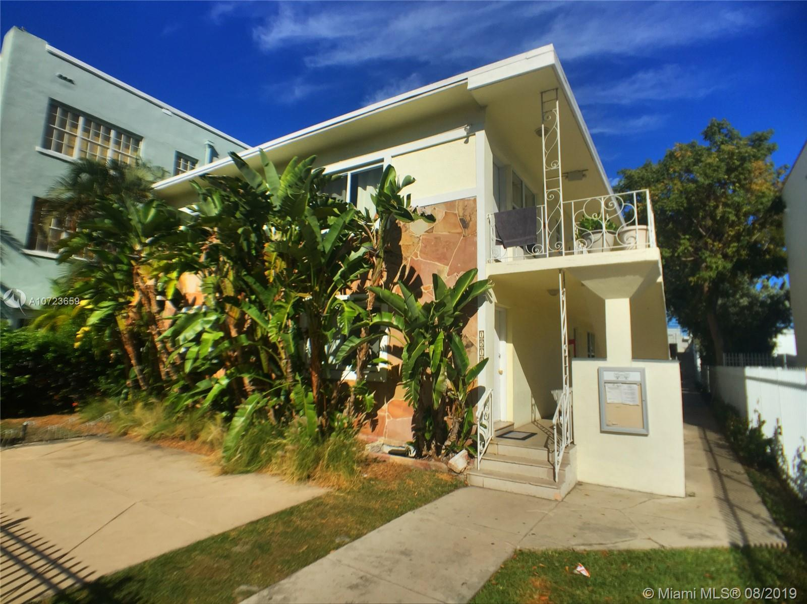 1515  West Ave #3 For Sale A10723659, FL
