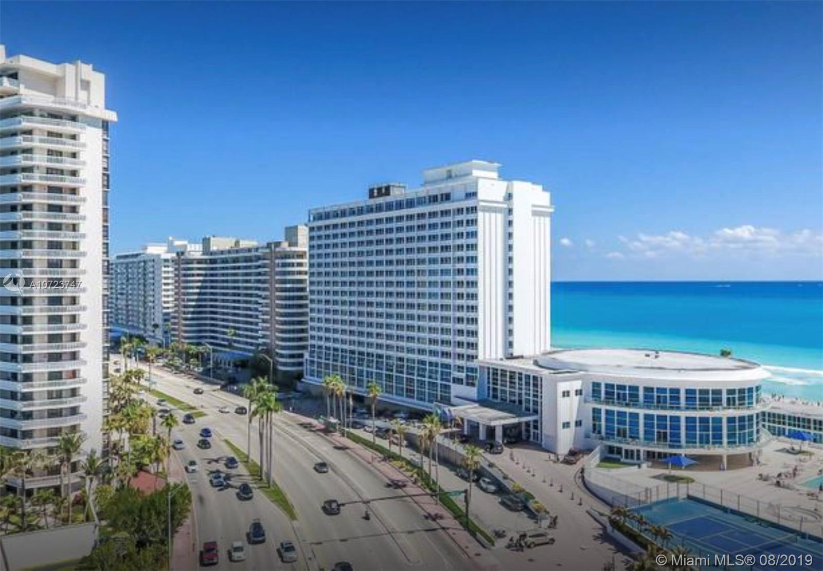 5445  Collins Ave #1108 For Sale A10723747, FL