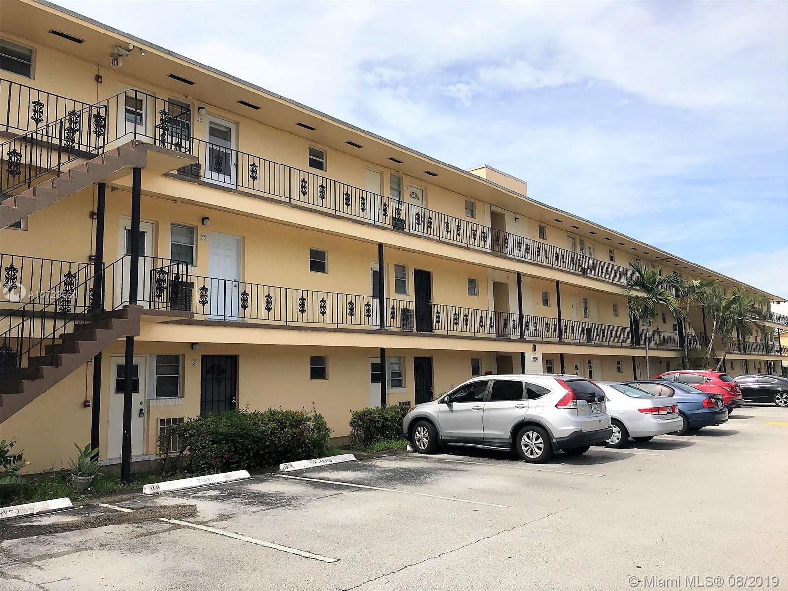 2880 N E 203rd St #32 For Sale A10723660, FL