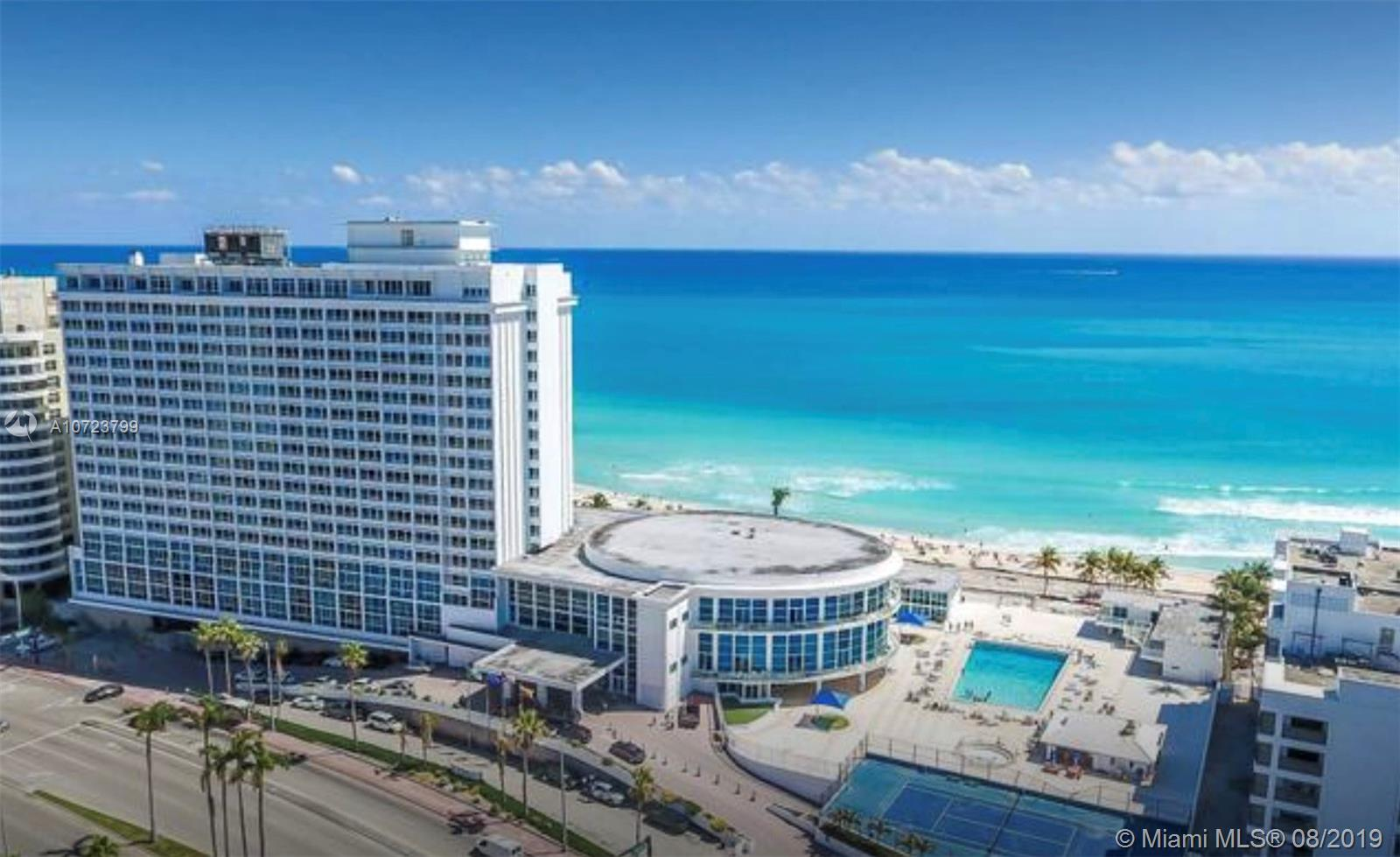 5445  Collins Ave #1724 For Sale A10723799, FL
