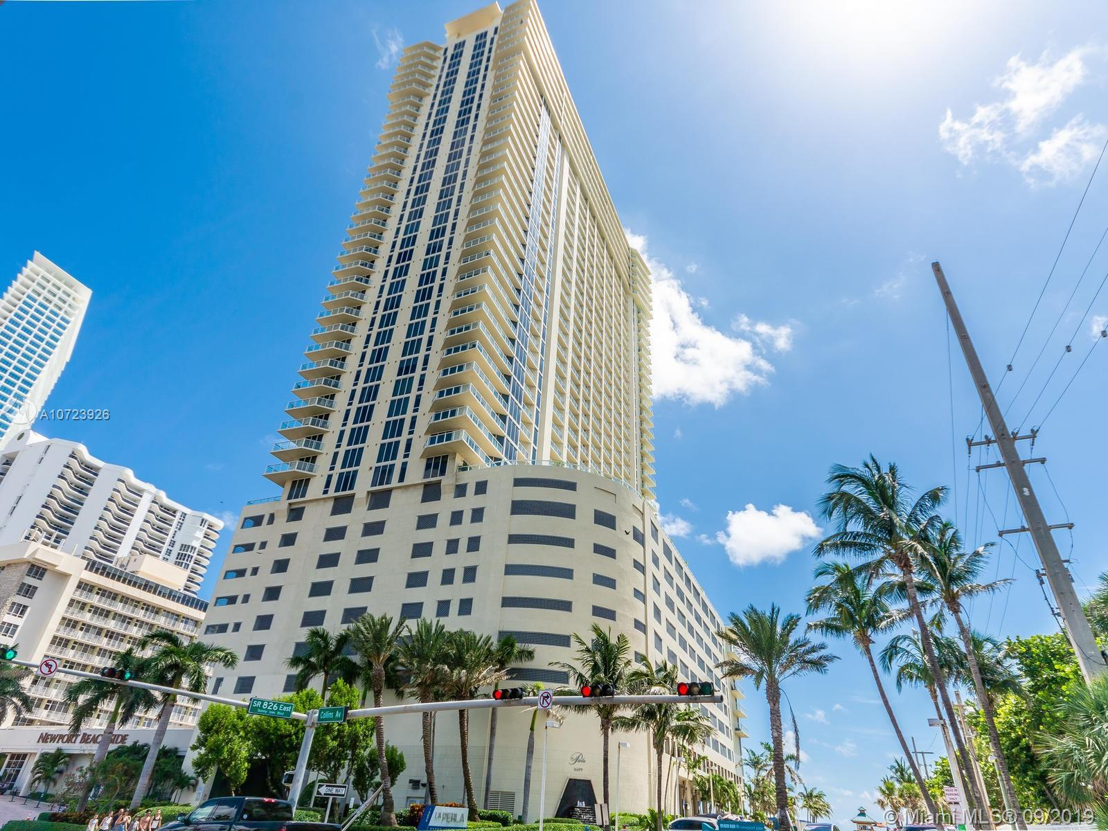 16699  Collins Ave #2501 For Sale A10723926, FL
