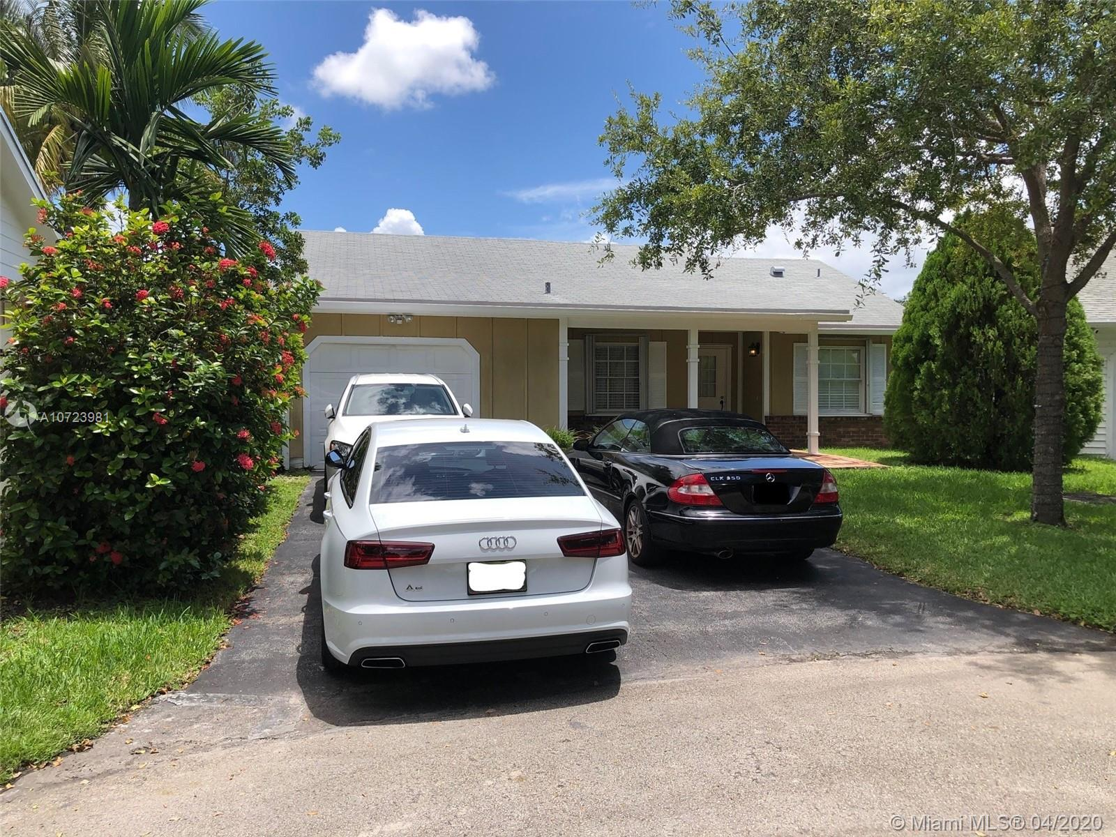14521 SW 142nd Pl  For Sale A10723981, FL