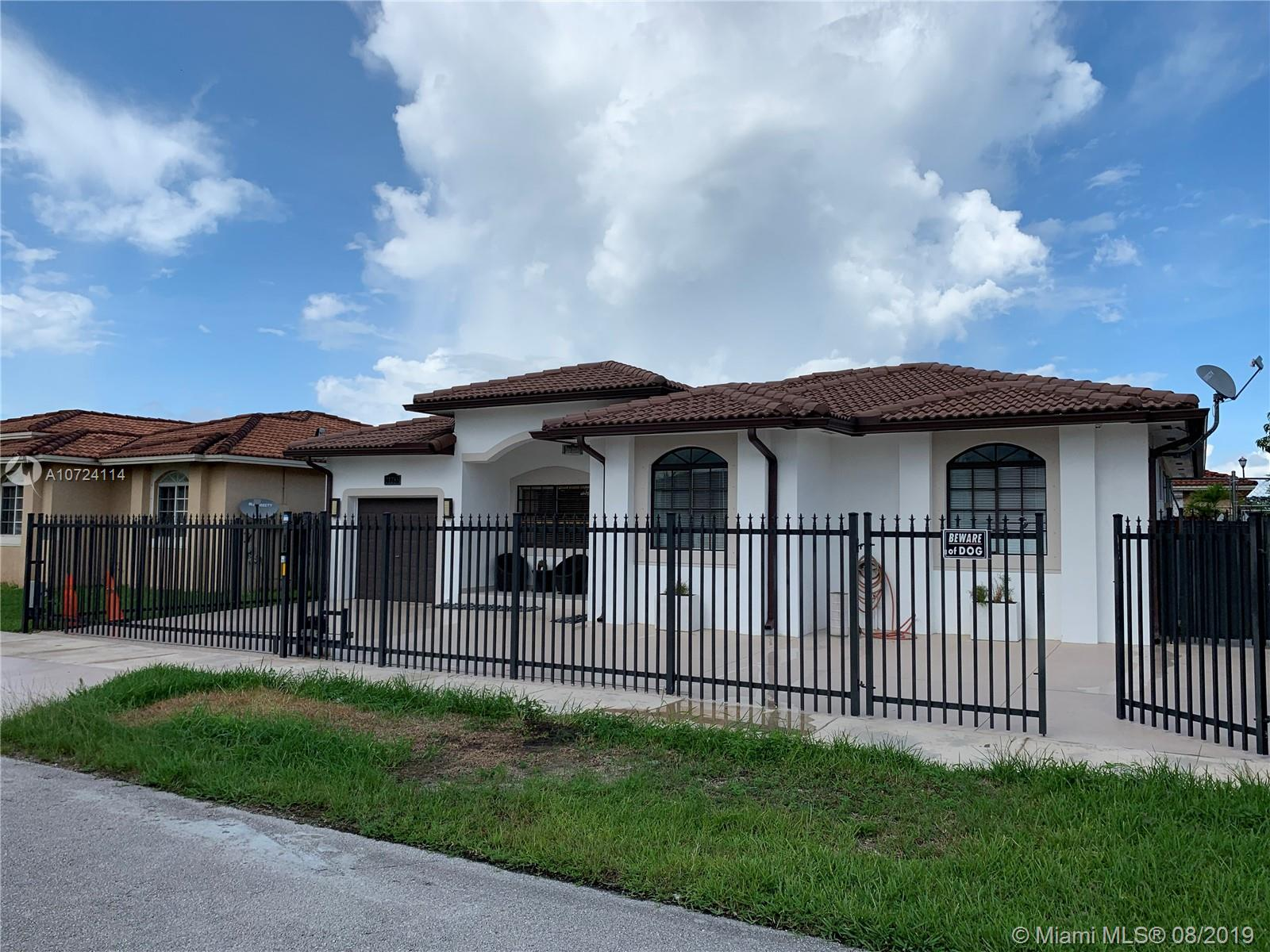21285 SW 123rd Ct  For Sale A10724114, FL