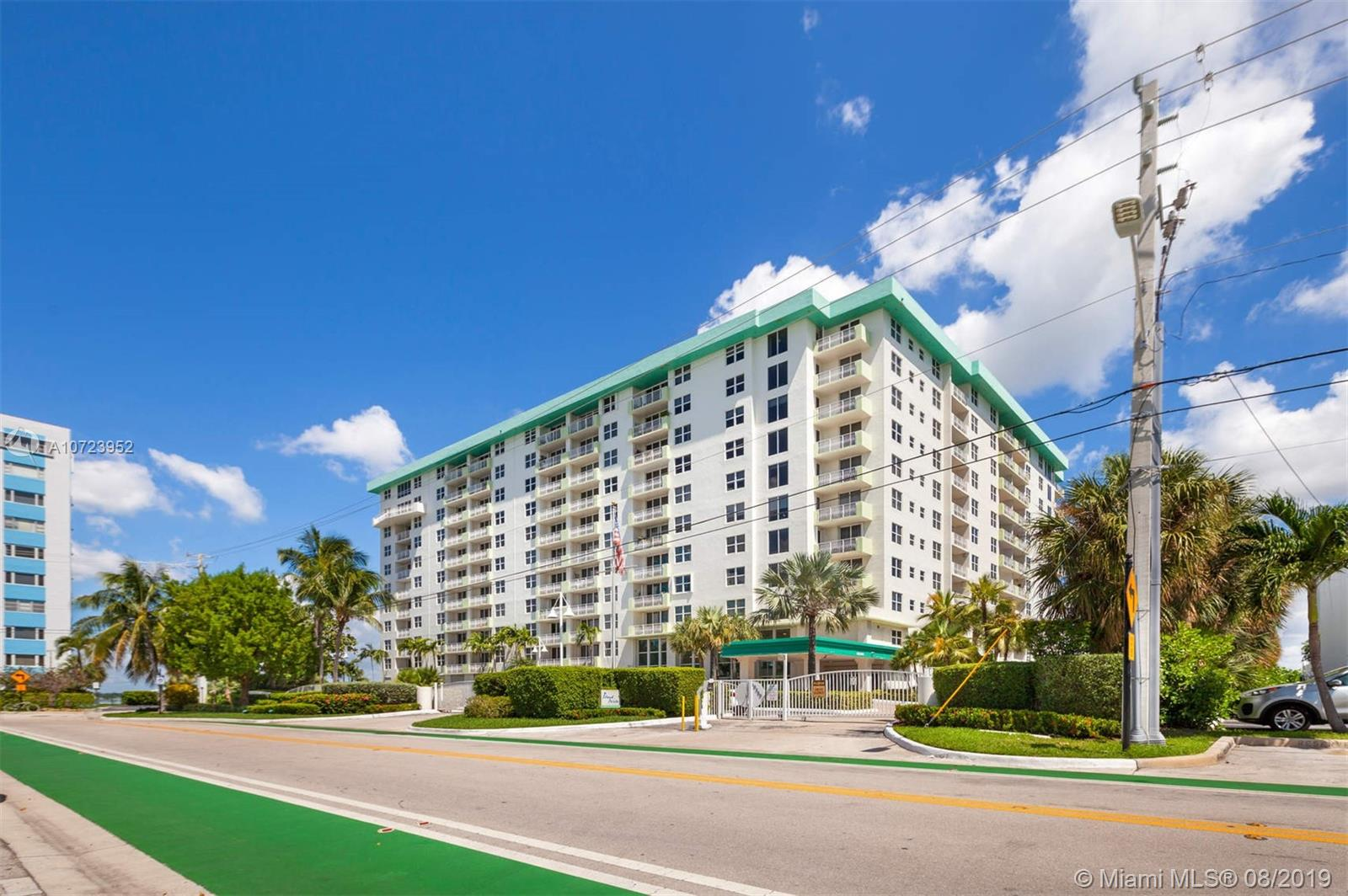 10350 W Bay Harbor Dr #7H For Sale A10723952, FL