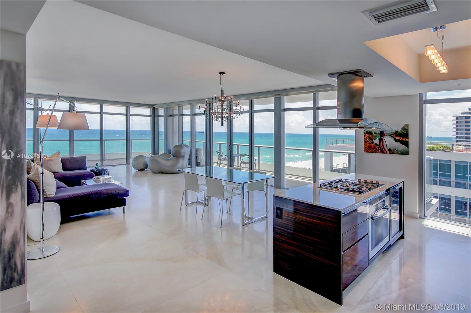 3737  Collins Ave #S-1102 For Sale A10724330, FL