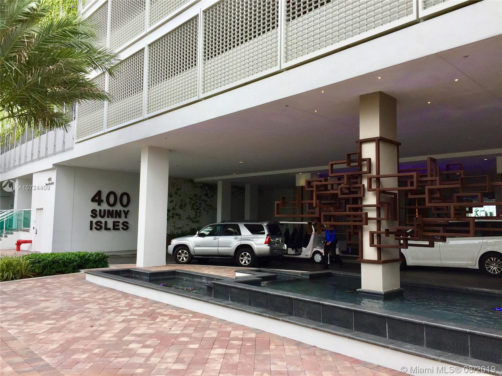 400  SUNNY ISLES BLVD. #1618 For Sale A10724409, FL