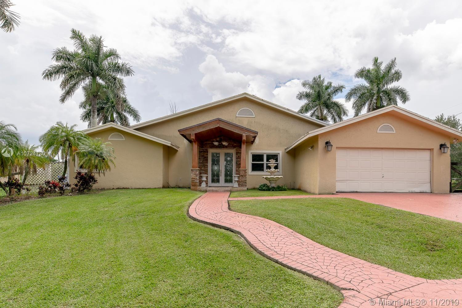 15720 SW 53rd Ct  For Sale A10724730, FL