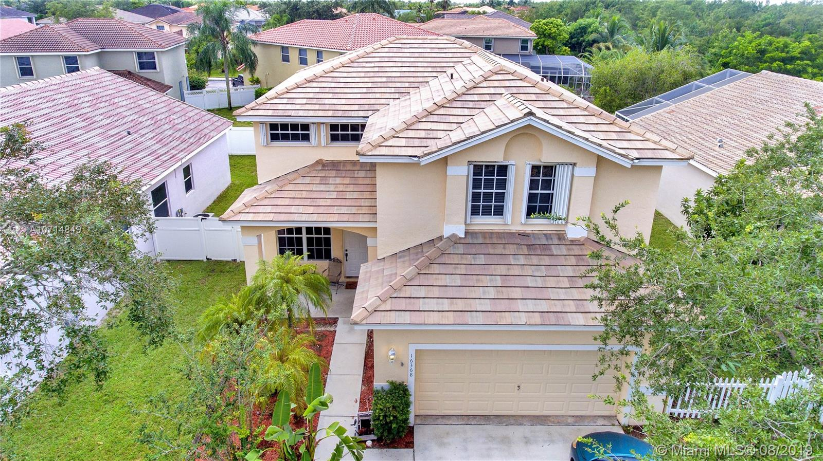 16368 NW 18 ST  For Sale A10714849, FL