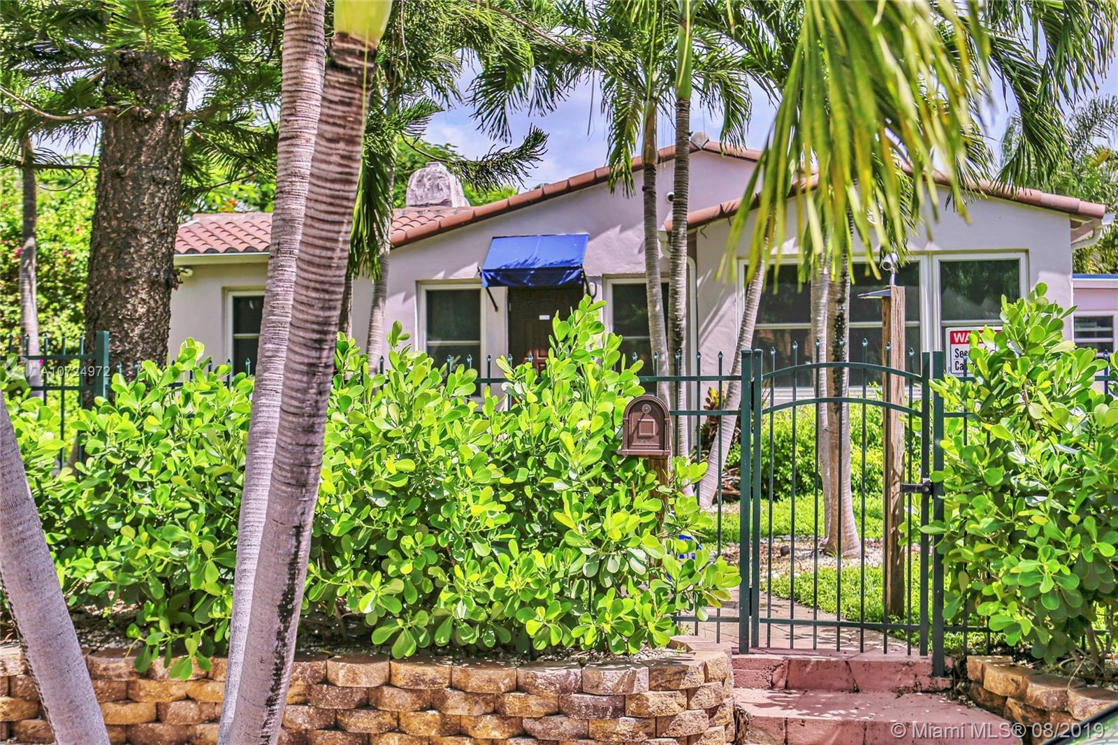 651 N E 72nd Terrace  For Sale A10724972, FL