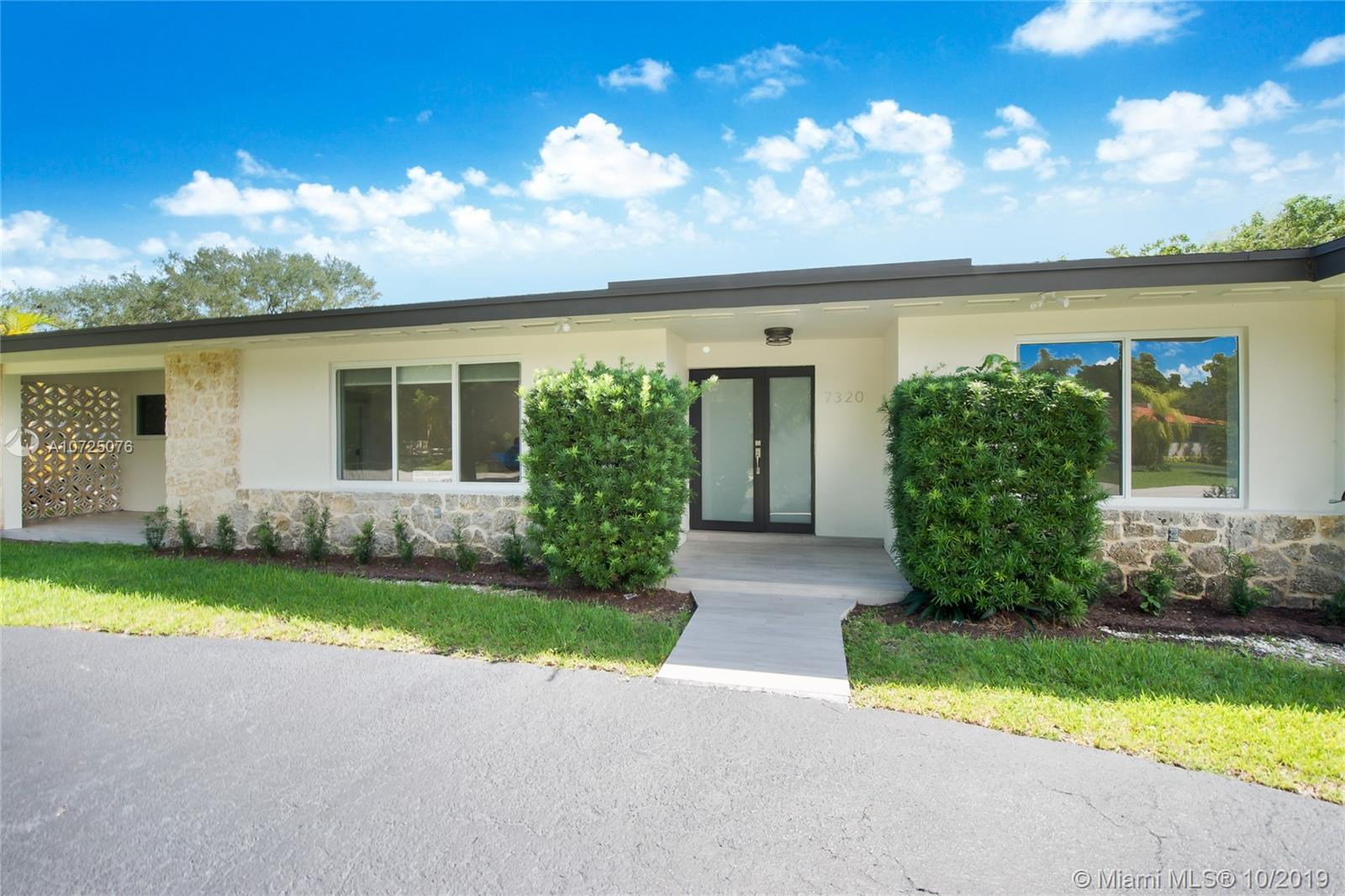 7320 SW 130th St  For Sale A10725076, FL
