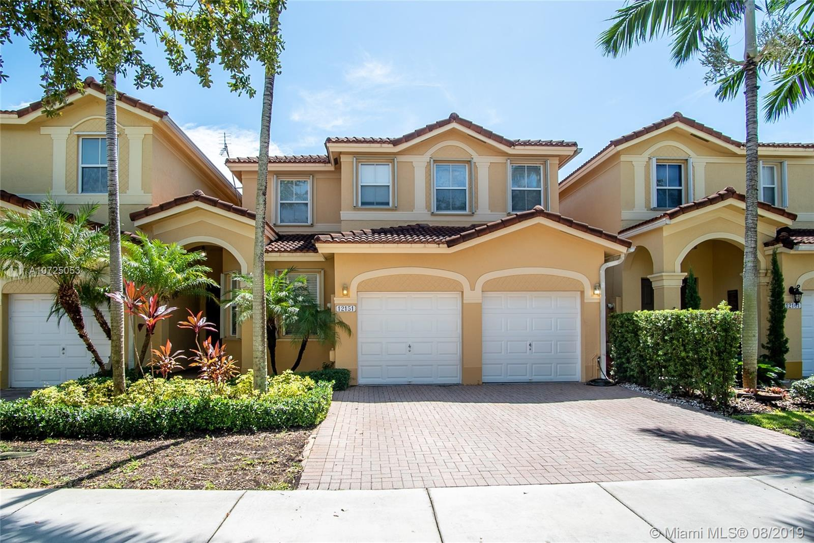 12151 SW 123rd Pl  For Sale A10725053, FL