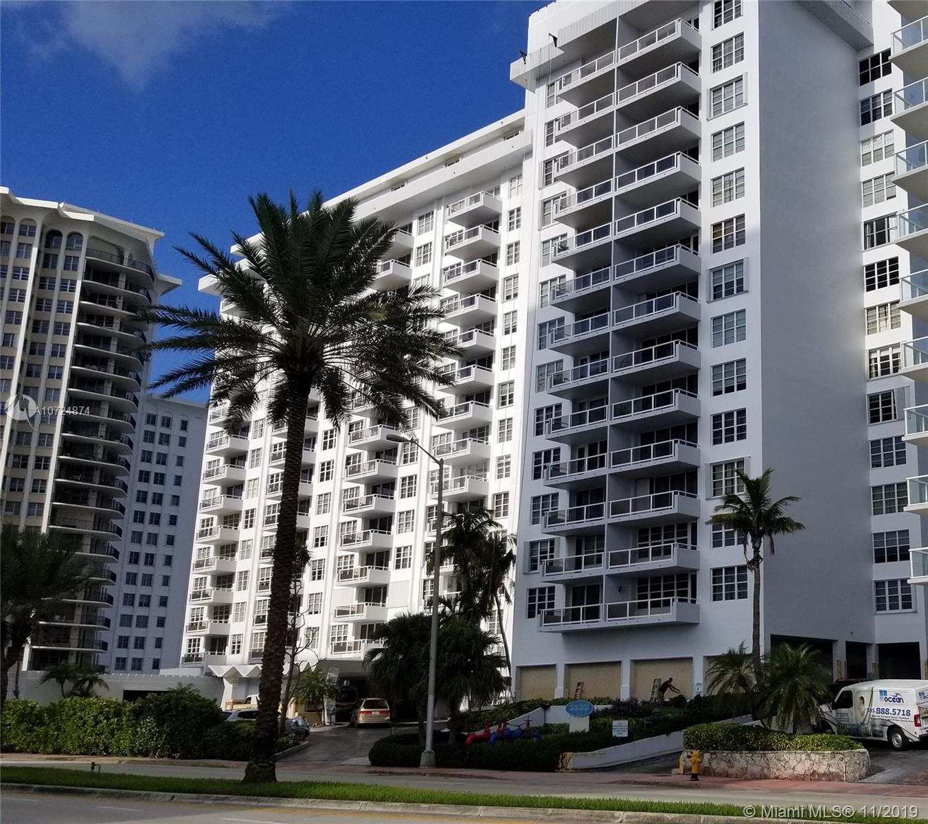 5700  Collins Ave #6J For Sale A10724874, FL