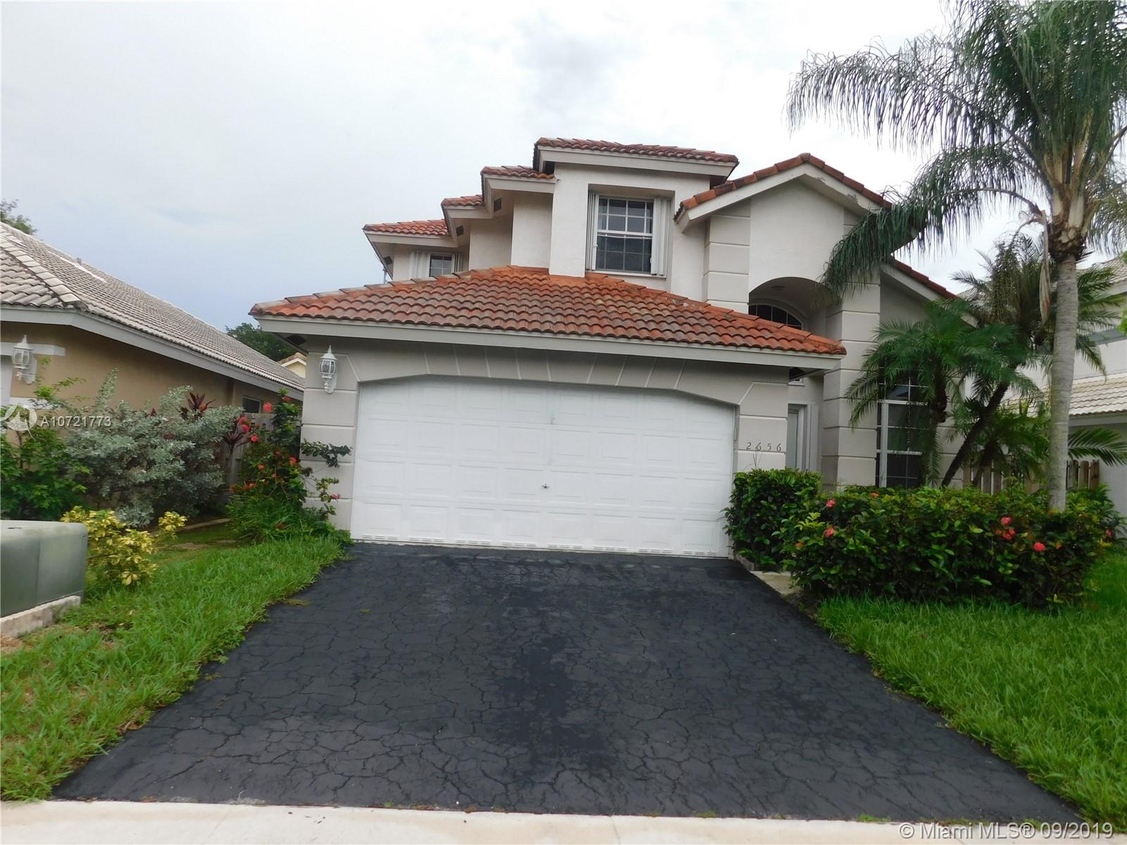 2656 NW 68th Ter, Margate, FL 33063