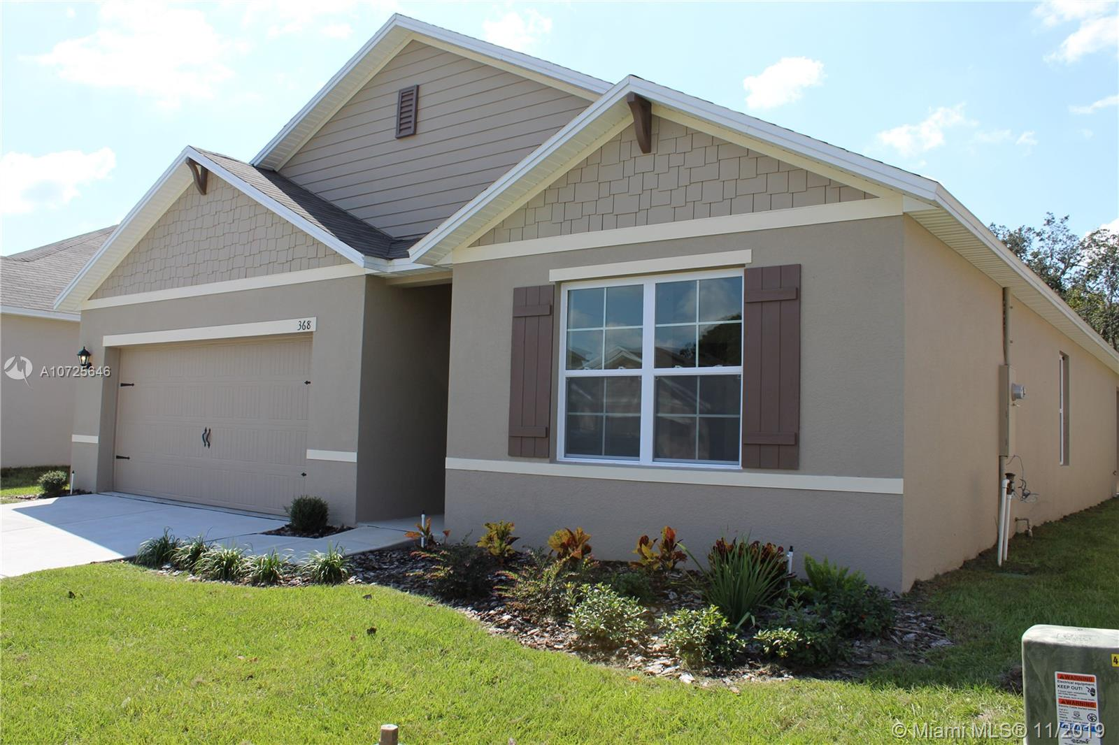 368 tanglewood dr, Other City - In The State Of Florida, FL 33896