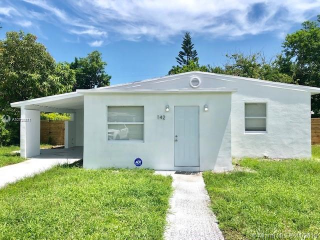 142 SW 22nd Ave  For Sale A10725811, FL