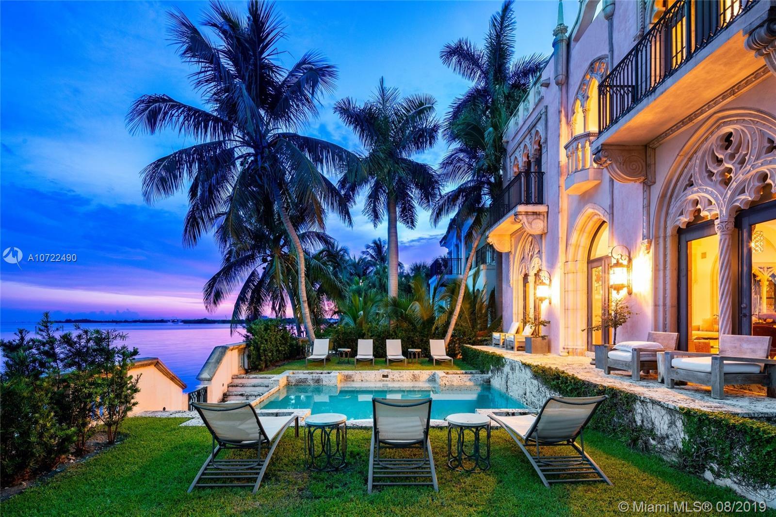 1840 S Bayshore Ln  For Sale A10722490, FL