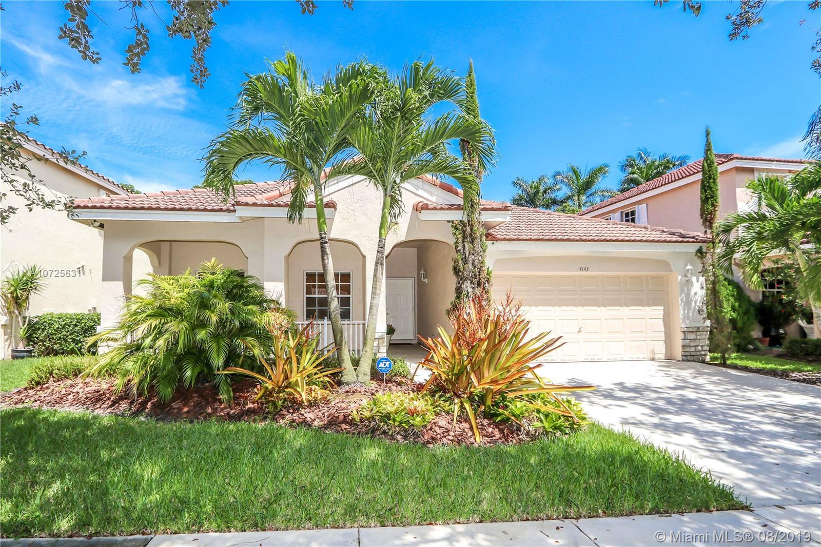 4143  Laurel Ridge Cir  For Sale A10725631, FL