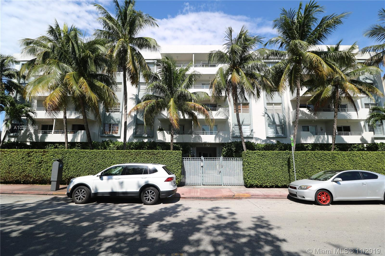 1610  Lenox Ave #202 For Sale A10725908, FL