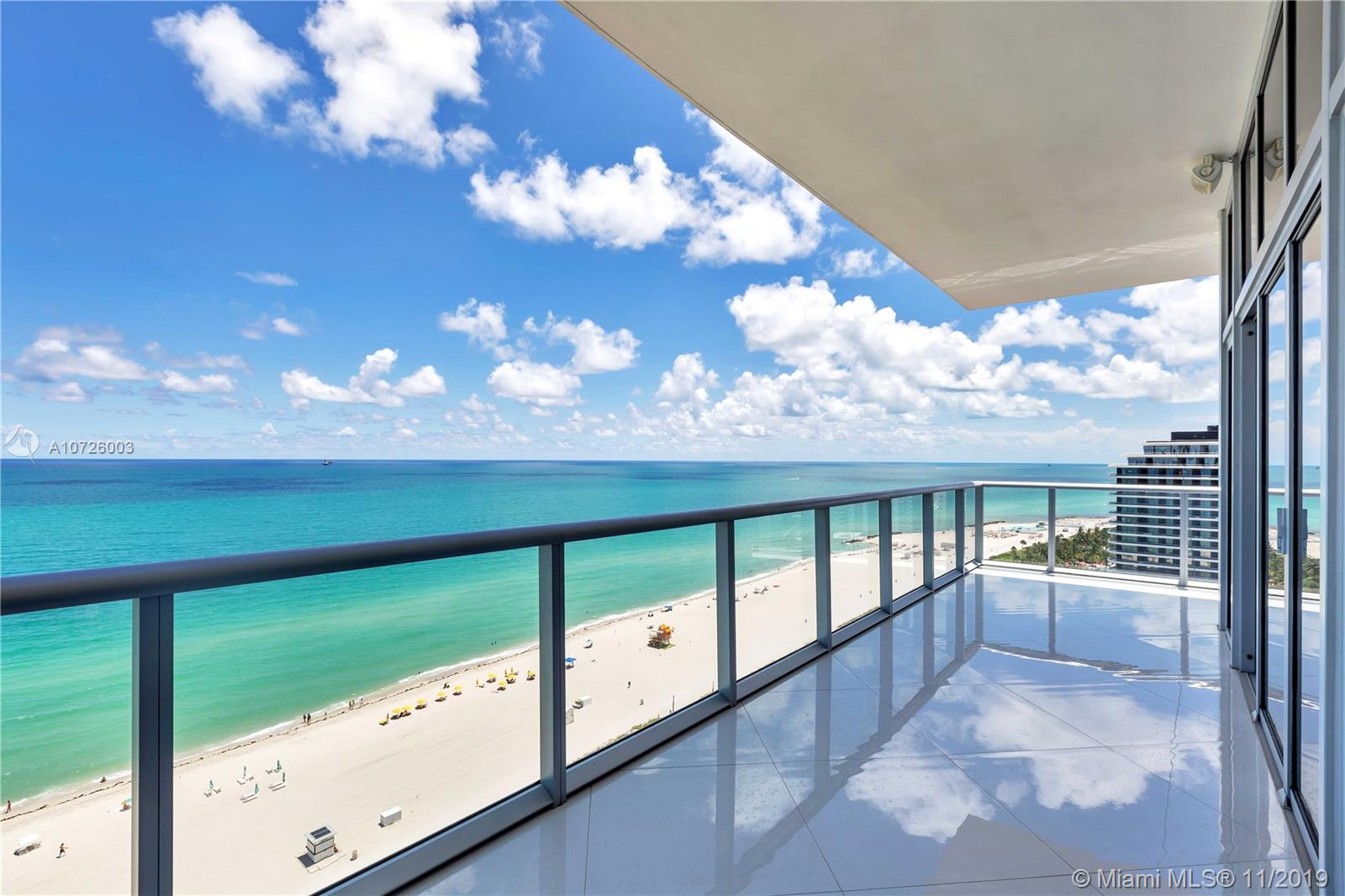 3737  Collins Ave #PH-1 For Sale A10726003, FL