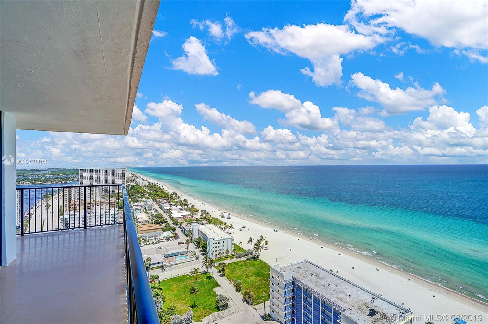 2101 S Ocean Dr #2703 For Sale A10725056, FL