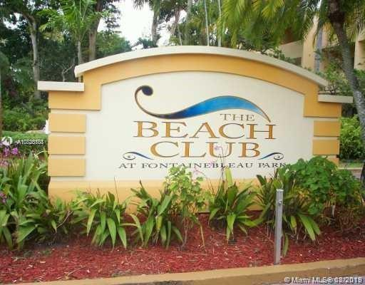 9371  Fontainebleau Blvd #I217 For Sale A10726108, FL