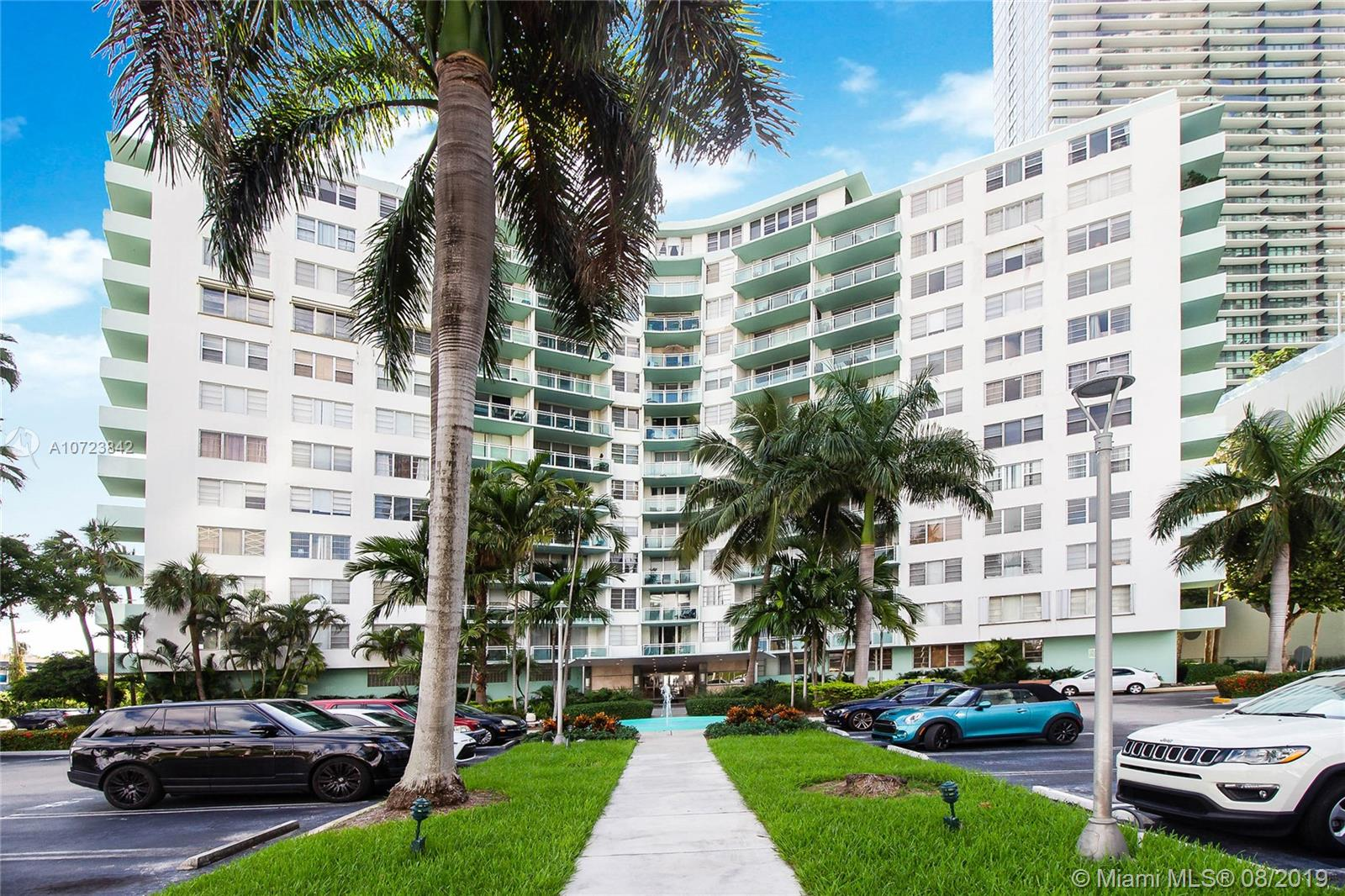 3301 N E 5TH AVE #820 For Sale A10723842, FL