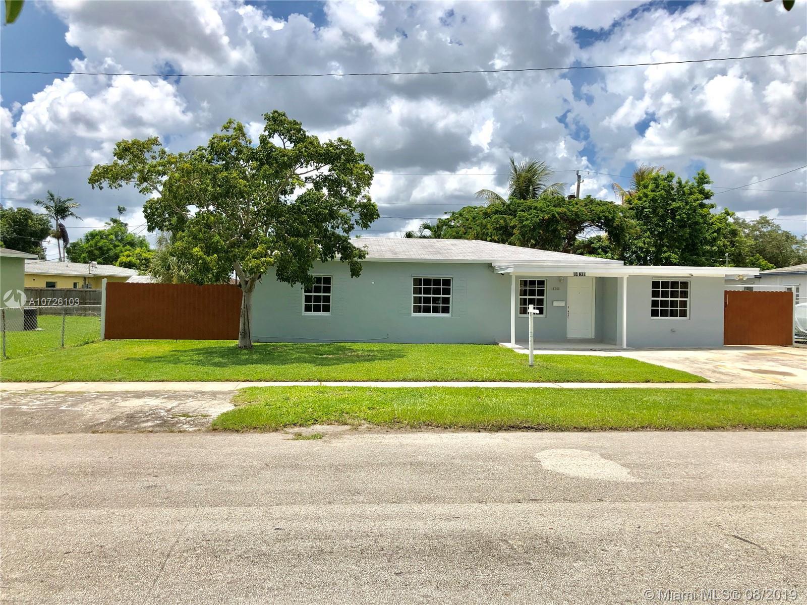 14200  Van Buren St  For Sale A10726103, FL