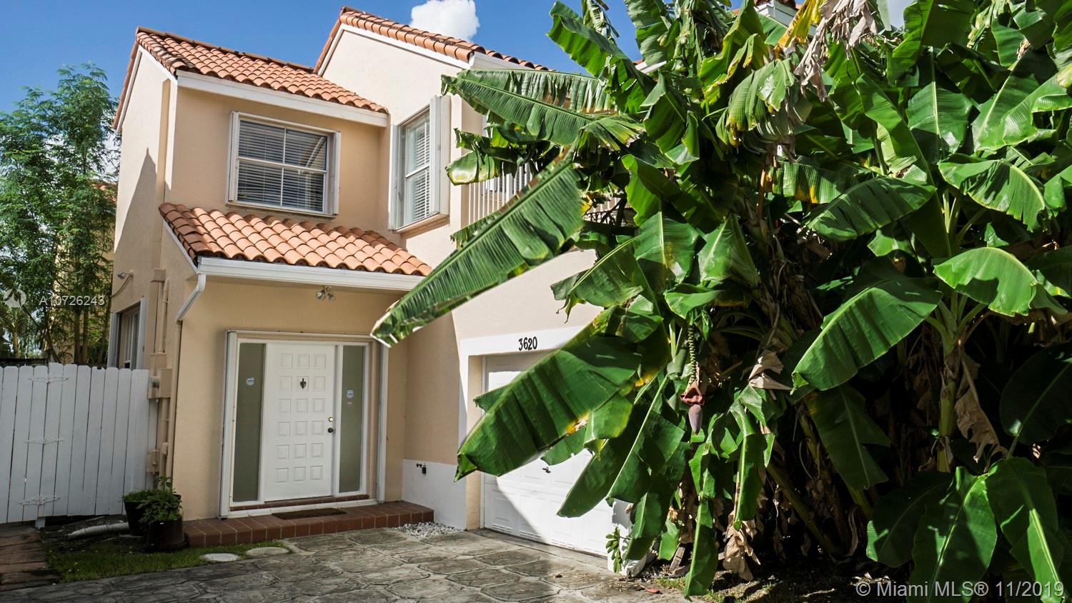 3620  Tuscany Dr  For Sale A10726243, FL