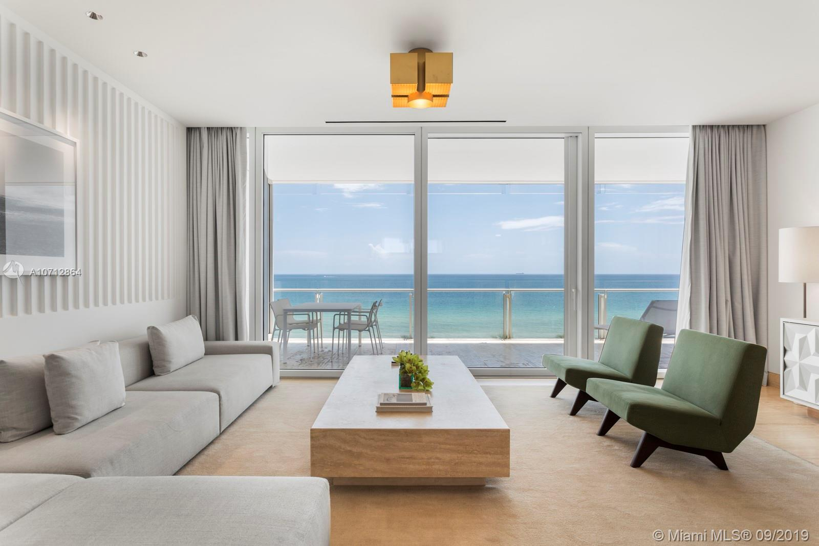 9111  Collins Ave #N-611 For Sale A10712864, FL