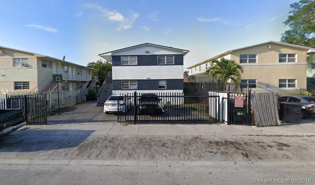 1251 NW 61st St  For Sale A10726431, FL