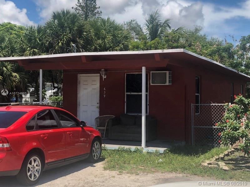 639 NW 14th Ter  For Sale A10724565, FL