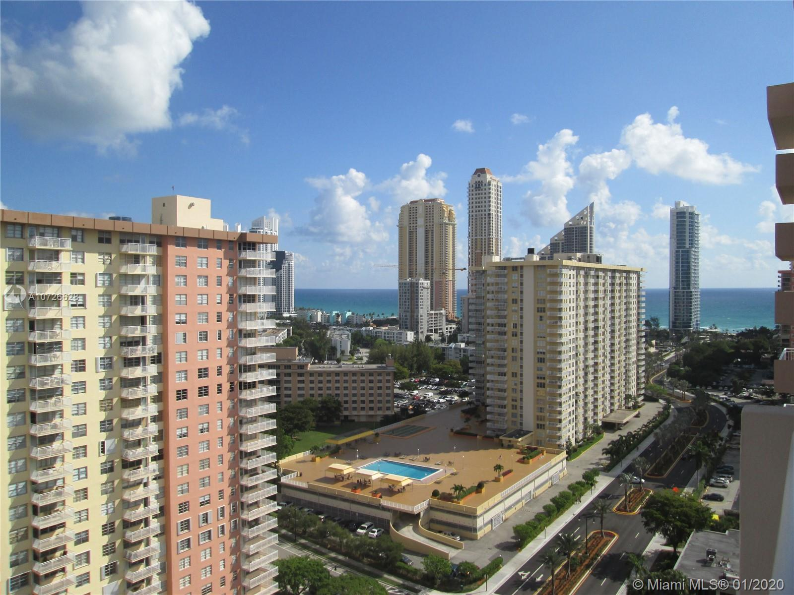 250  174th St #1907 For Sale A10726628, FL