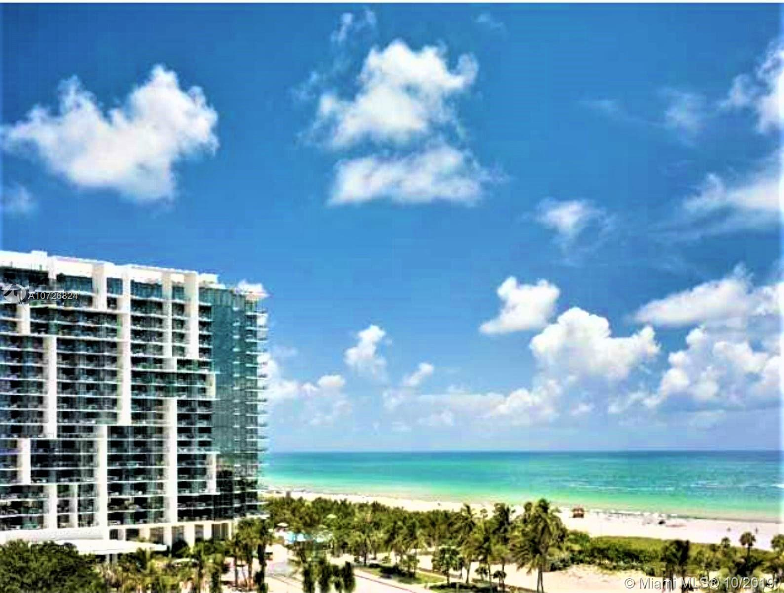 2201  Collins Ave #1003 For Sale A10726824, FL