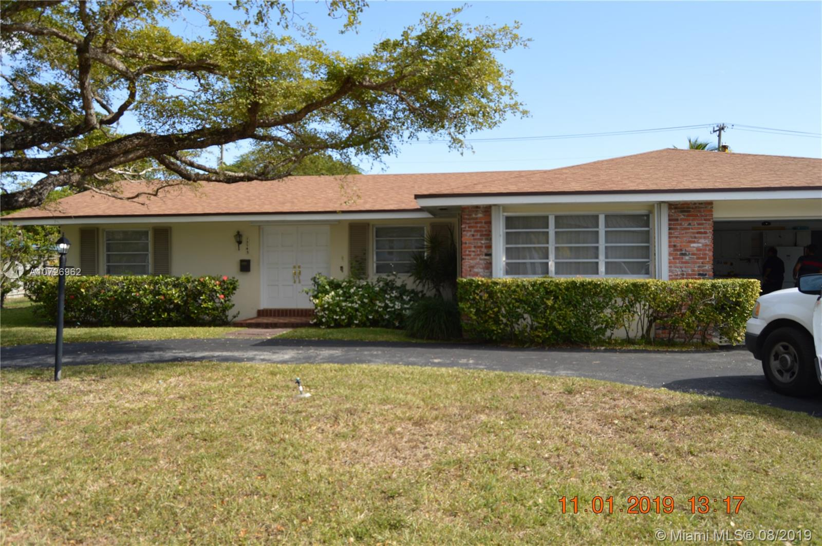 13745 SW 82nd Ct  For Sale A10726962, FL