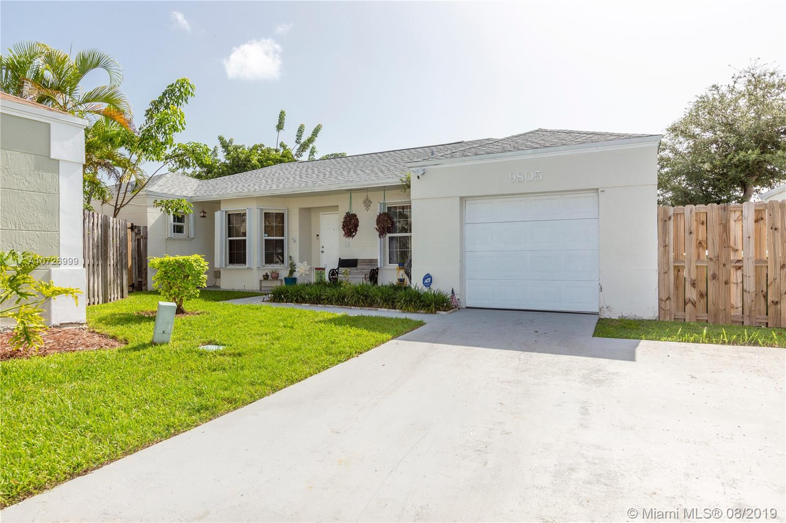 9805 SW 221st St  For Sale A10726999, FL