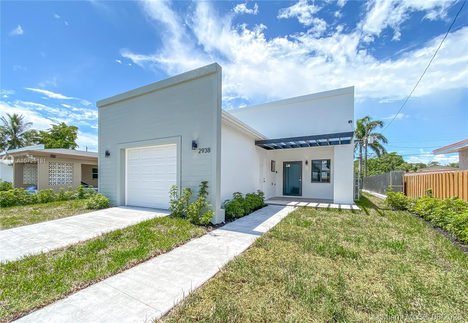 2938  Nw 8TH PL  For Sale A10726191, FL