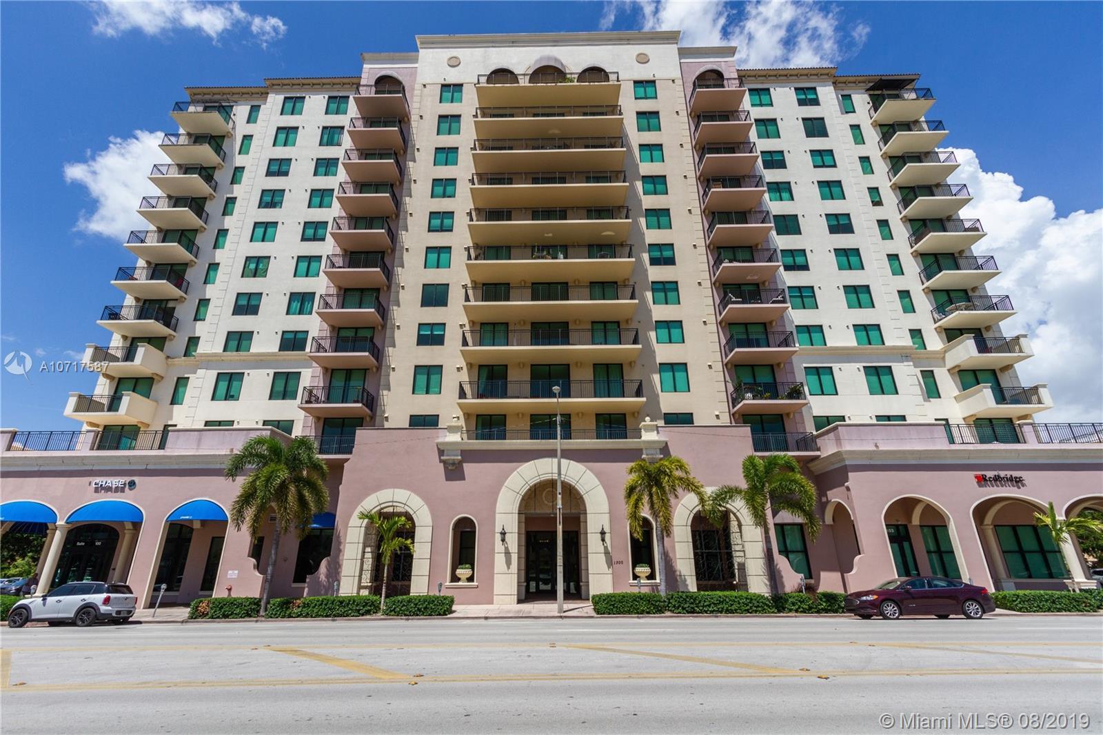 1300  Ponce De Leon Blvd #501 For Sale A10717587, FL