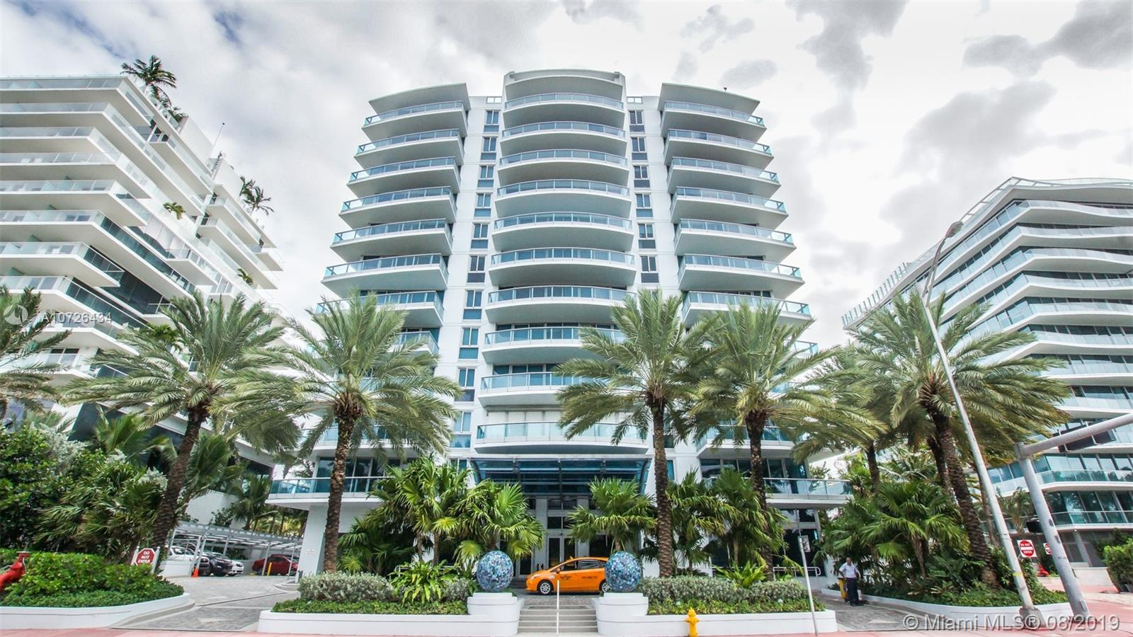 9401  Collins Ave #307 For Sale A10726434, FL