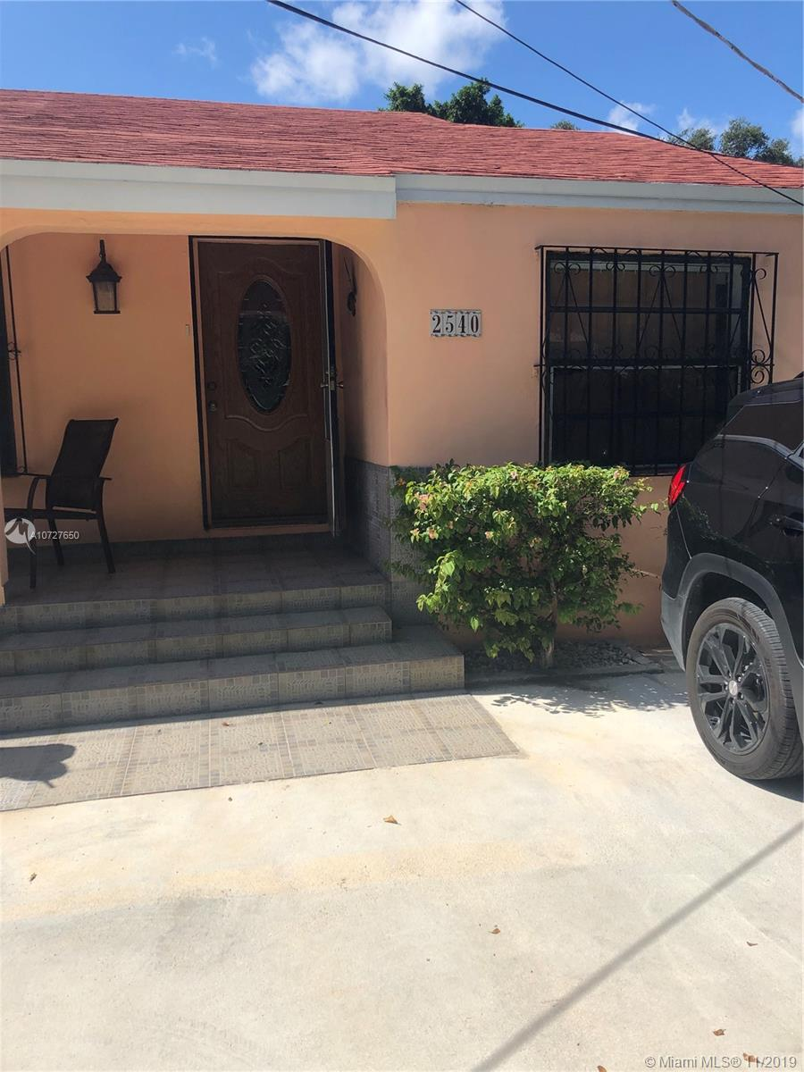 2540 NW 26th St  For Sale A10727650, FL