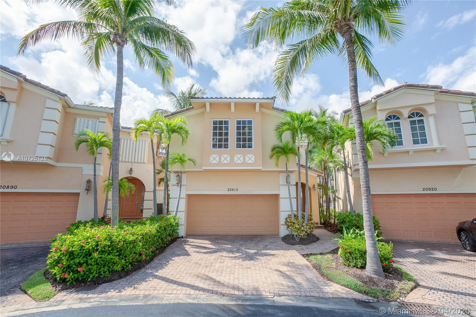 20910 NE 30 Pl.  For Sale A10725128, FL