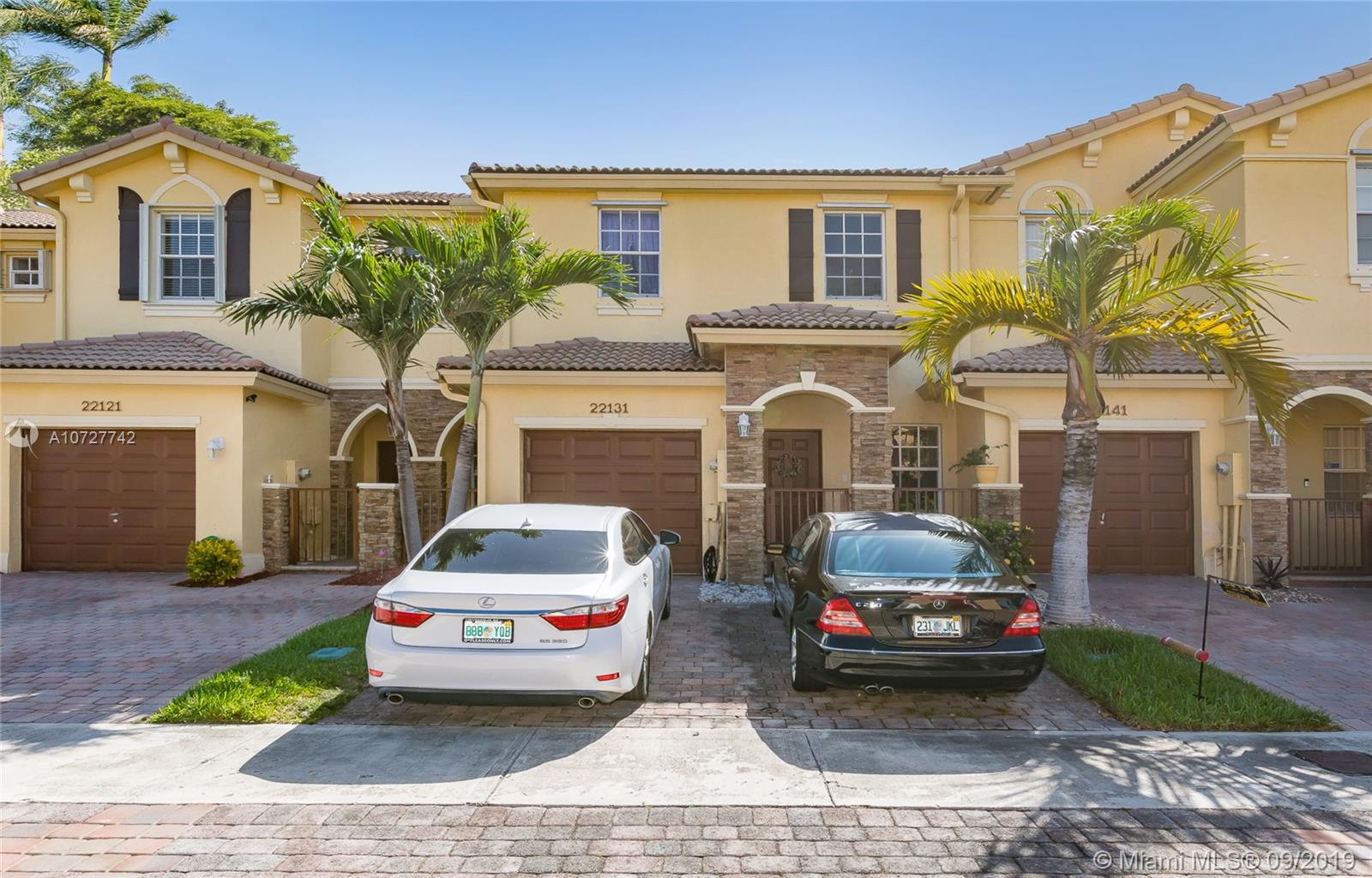 22131 SW 92nd Pl #22131 For Sale A10727742, FL