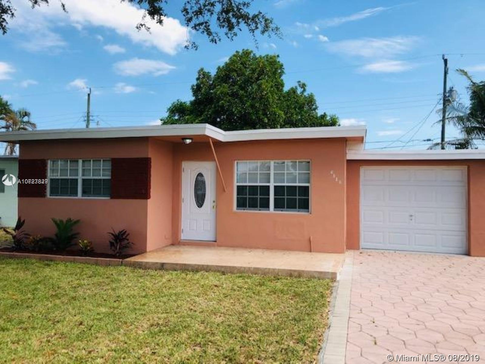 6316 SW 22nd Street  For Sale A10727829, FL