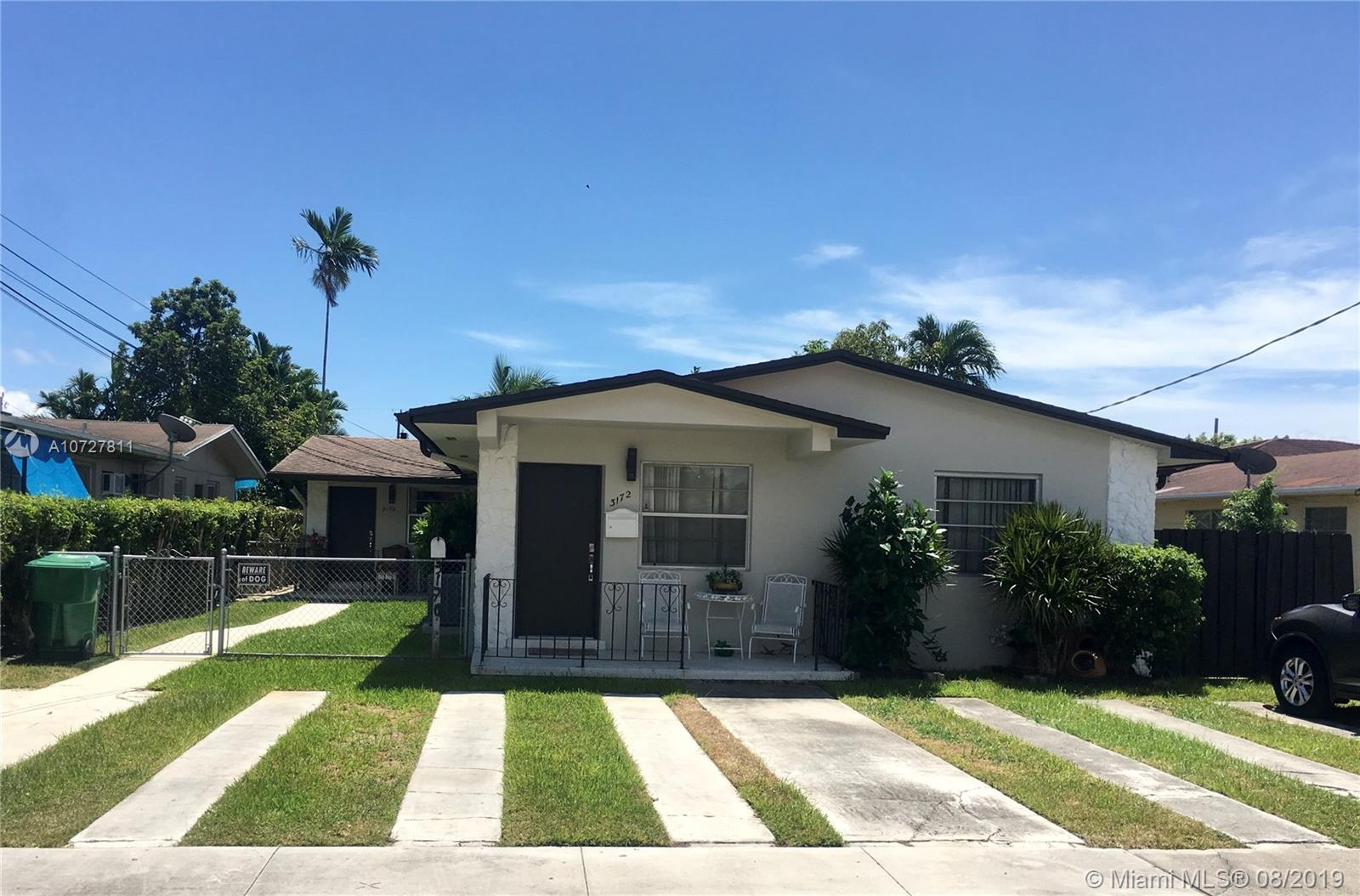 3170 SW 25th Terrace  For Sale A10727811, FL