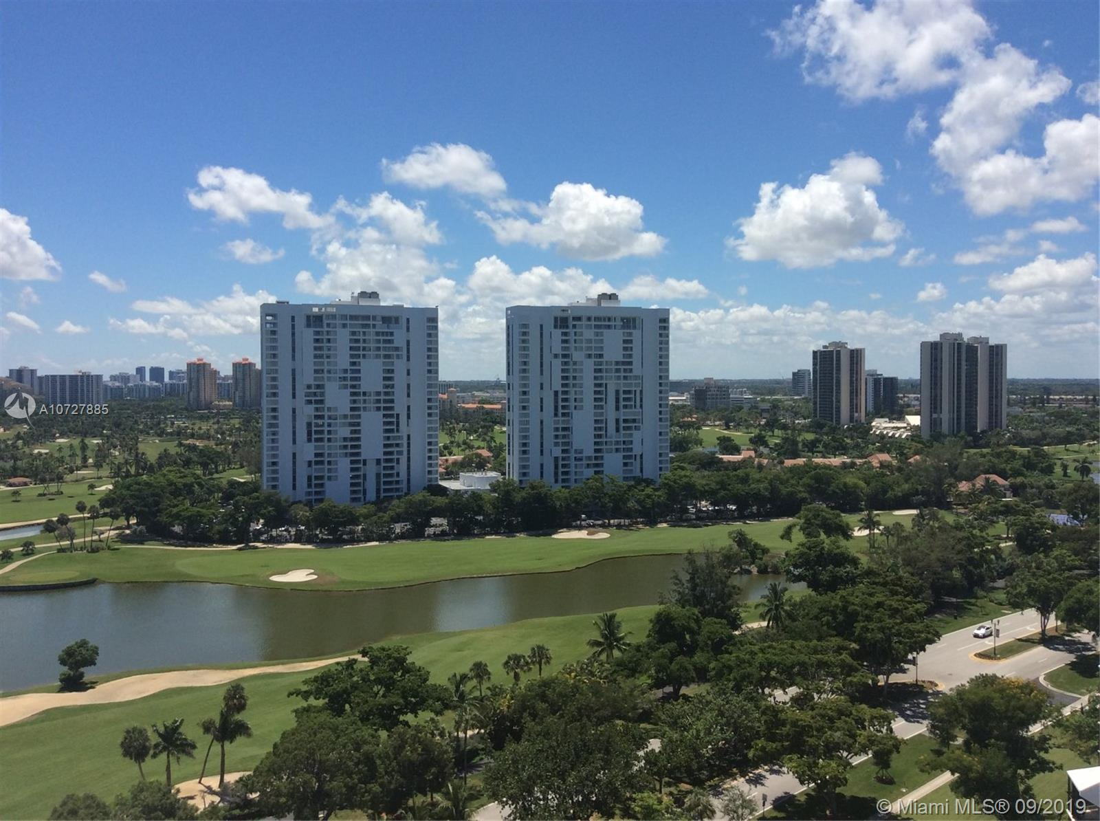 3625  N. Country Club Dr. #1909 For Sale A10727885, FL