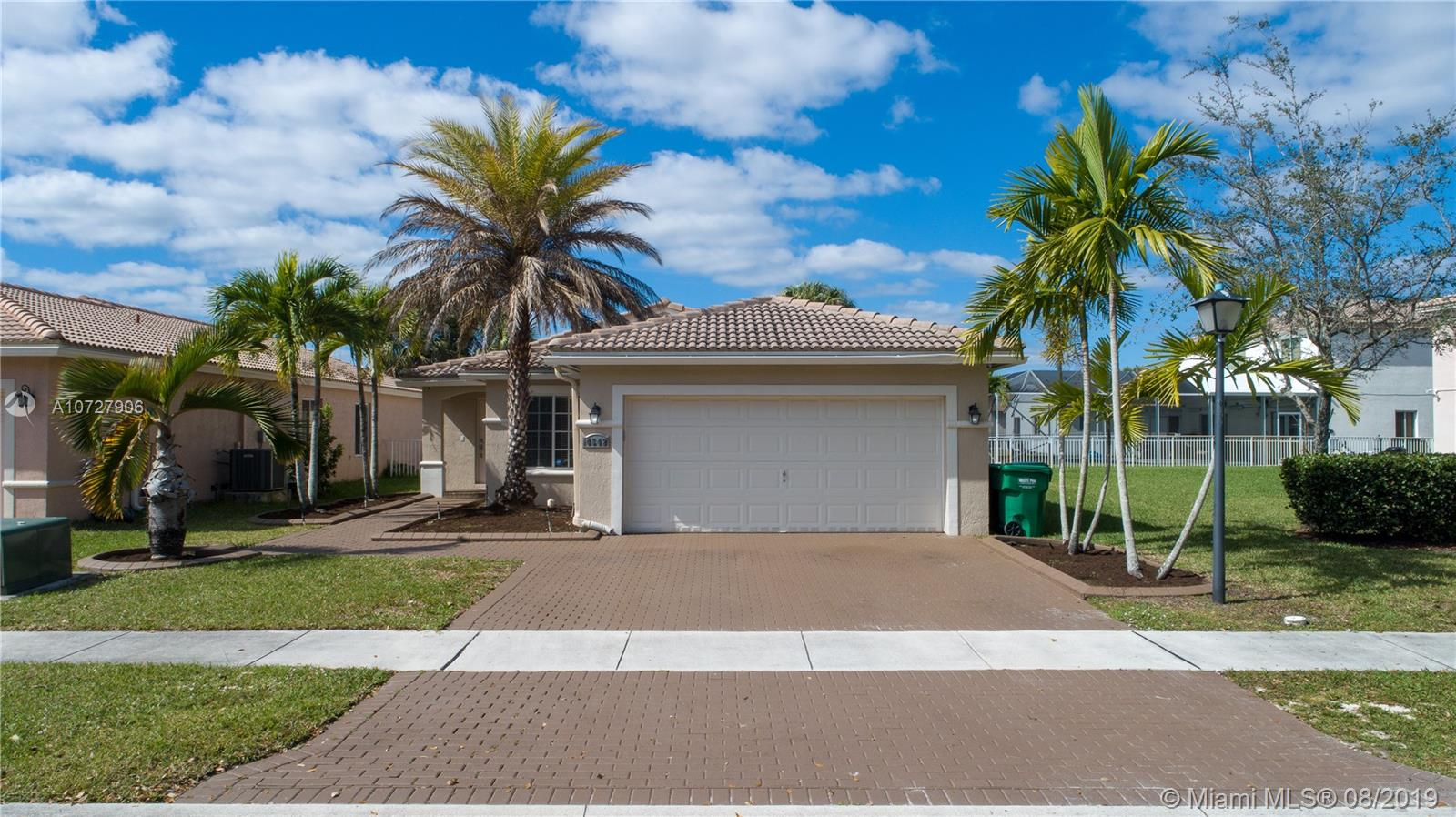 4542 SW 124th Ter  For Sale A10727906, FL