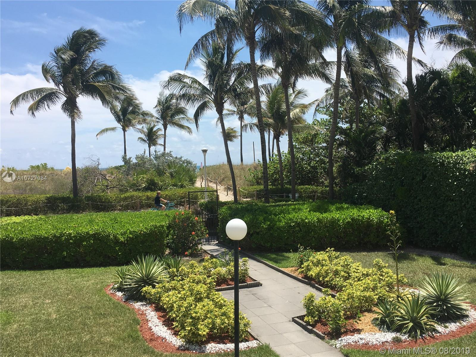 1621  Collins Ave #302 For Sale A10727984, FL