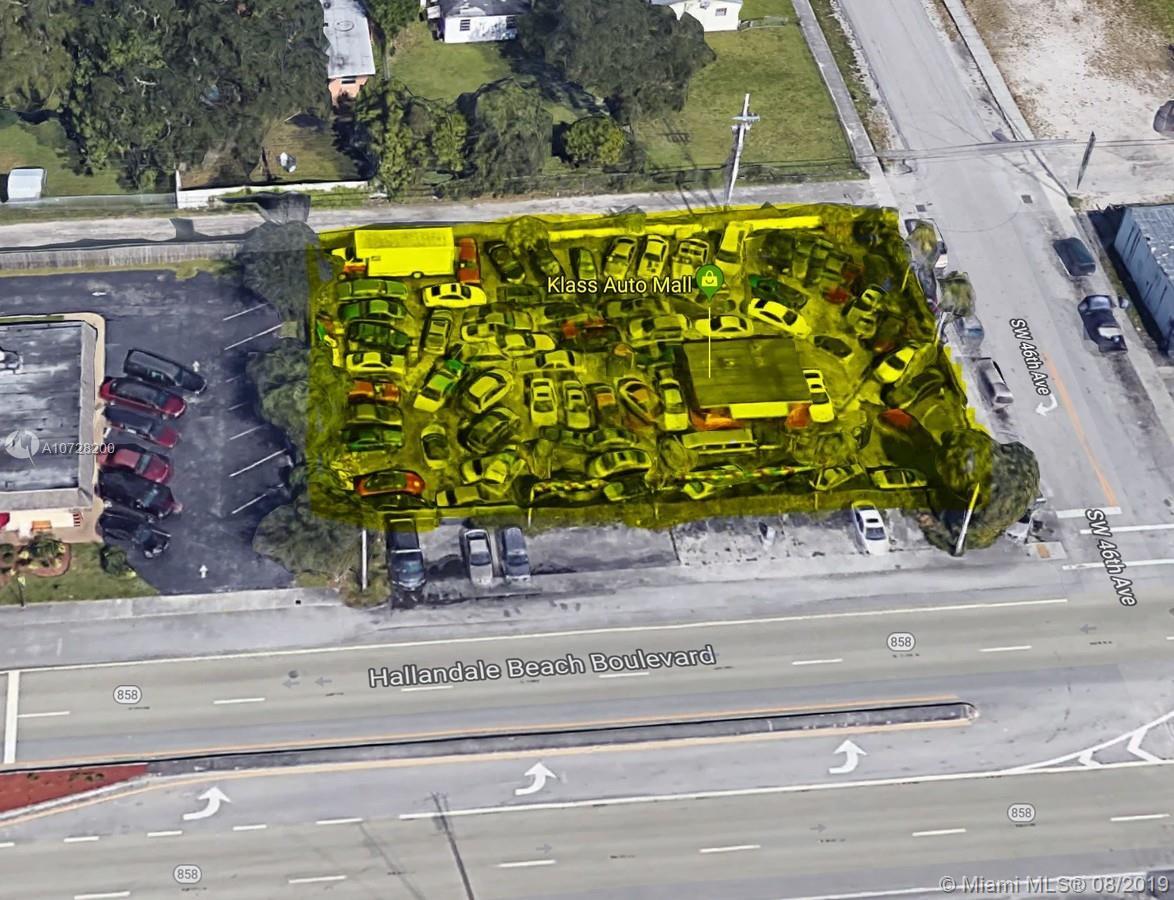 4601  Hallandale Beach Blvd  For Sale A10728200, FL