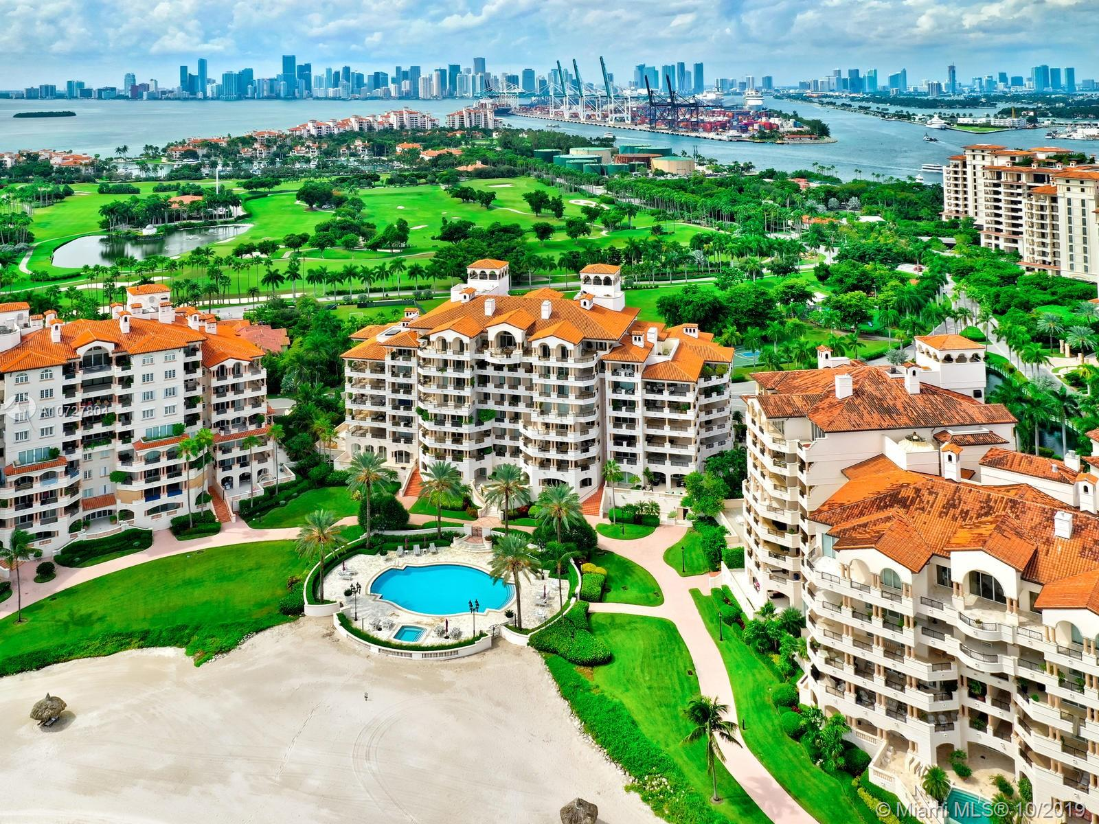 7632  Fisher Island #7632 For Sale A10727804, FL