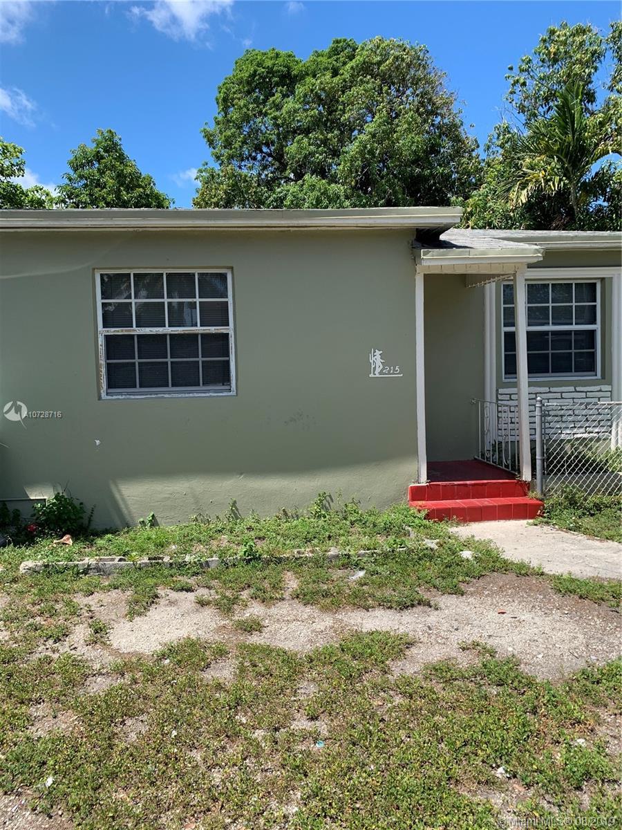 215 NE 55th Ter  For Sale A10728716, FL